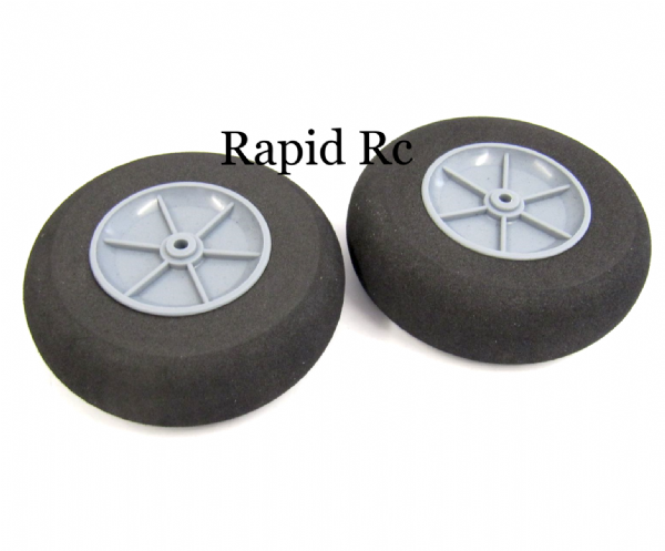 Foam Wheels 90mm